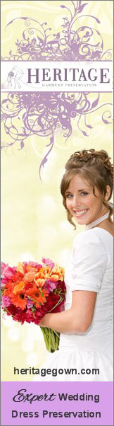 Pamper your wedding dress with expert wedding gown preservation