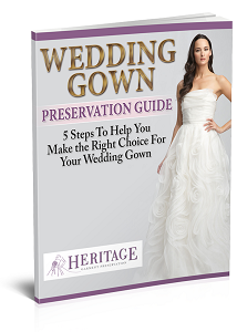 Wedding gown preservation Ebook