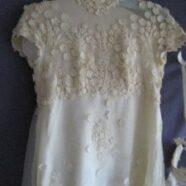 Winters Wedding Gown Restoration