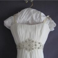 Strapless Wedding Gowns with Museum Method Preservation