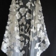 Vintage Veil Beautifully Restored