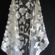 Vintage Veil Beautifully Restored