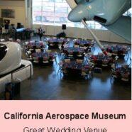 Wedding Weekend -With Aerospace Museum