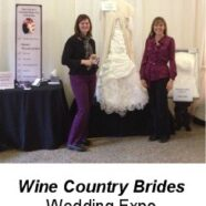 Wine Country Bride Wedding Expo Was a Blast!