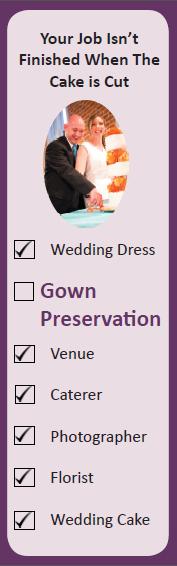 WeddingChecklist