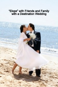 Destination weddings - should we elope