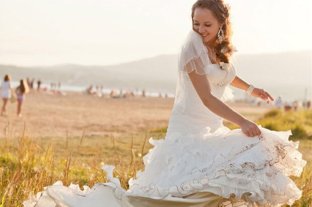 Let HGP give TLC to your Wedding Gown