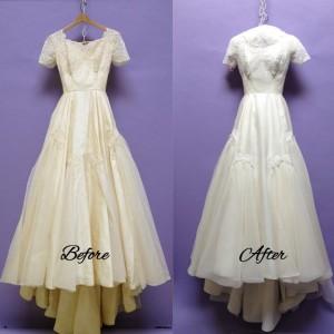 How do you clean a wedding dress yourself wedding how to clean wedding dress jillian bridal one shoulder neckline solutioingenieria Image collections