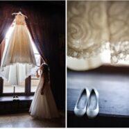 Katie's Beautiful Wedding Gown