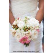 Mom Surprised Bride With Designer Wedding Gown