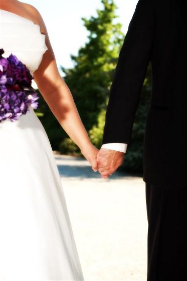 Jessica Baum's wedding dress story