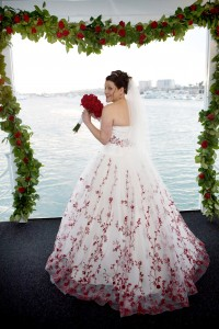 A wedding dress story for Danielle G