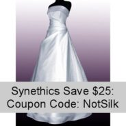 Synthetics Seriously Save $25