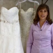 Wet Cleaning vs Dry Cleaning Wedding Gowns