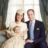 Prince George's Christening Gown
