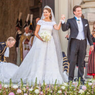 All About the Wedding Dress of Princess Madeleine of Sweden