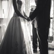 A Wedding Dress Story: Married in Virginia Beach