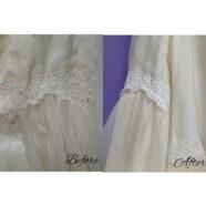 A Bride Wears a Sixty-Year-Old Wedding Dress