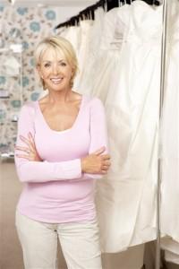 Bridalshop Owner appreciates small business help