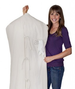Expert wedding dress cleaning and preservation