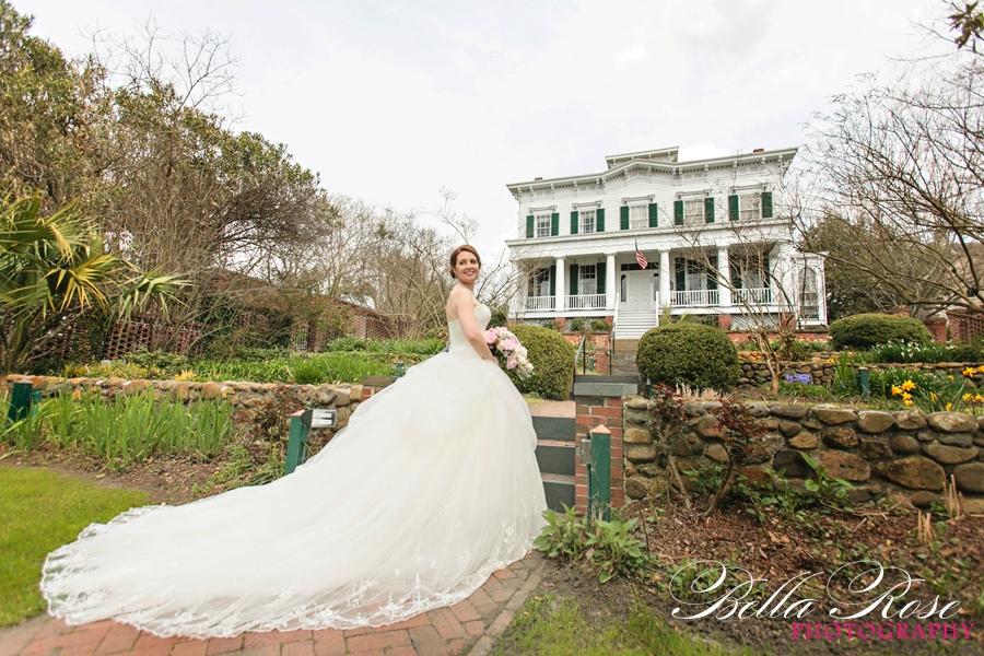 Erinn married her husband in North Carolina in March.