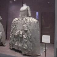 Museum Wedding Dress Spotlights