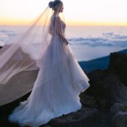 A Wedding Dress Designed by Veluz