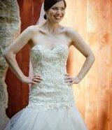 An Unexpected Wedding Dress