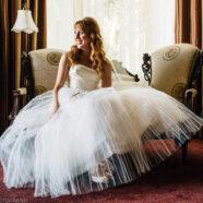 Jenna's Gorgeous Wedding Dress