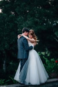 Jenna Grinberg wedding day