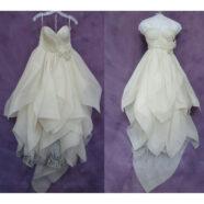 Samantha's Wedding Dress Makeover