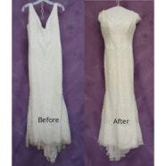 Delicate Vera Wang Wedding Dress Returns Stronger Than Ever