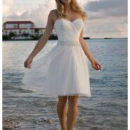 5 Reasons to Wear a Short Wedding Dress
