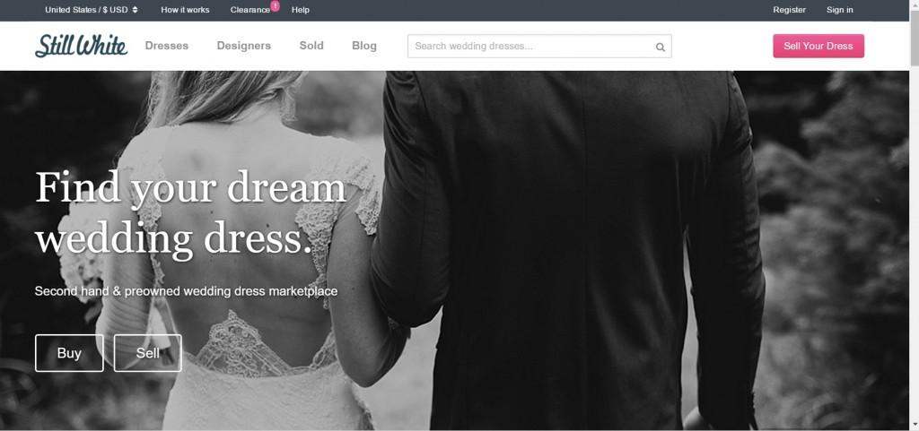 Still White: Consignment Wedding Dress store