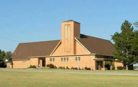 Bethlehem Lutheran Church, Sylvan Grove, KS