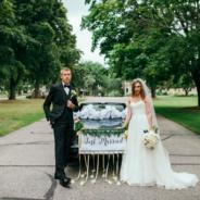 Everyone's Favorite: Alexina's Wedding Dress Story