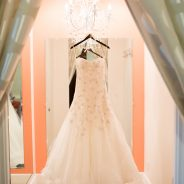 FALLing for the Perfect Dress – Julie's Wedding Dress Story