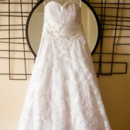 Mary's Monumental Wedding Gown Story