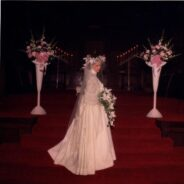 A Lifetime of Creation: Carol's Wedding Gown Story