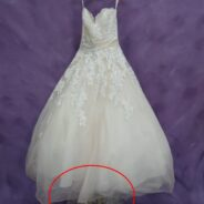 Surprise! – Wedding Gown Before and After