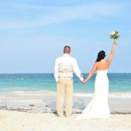 Jasmine's Destination Wedding Gown Story