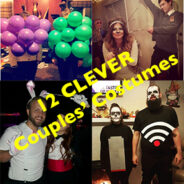 12 Clever Couple Costumes for Halloween 2016