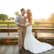 Alyson's Wedding Gown Story