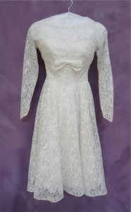 Afer Wedding Dress Restoration