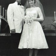 SURPRISE! A Wedding Gown Restoration Story