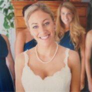 Wow! Catie Transforms Mom's Wedding Dress