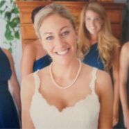 Wow! Catie Transforms Mom's Wedding Dress