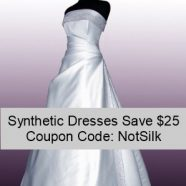 Got Silk? Save $25 on Non-Silk Fabrics