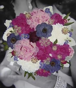 Have your bouquet professionally preserved by Pressedgarden.com
