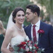 Lauren's Something Borrowed is Stunning Wedding Dress